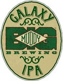 Big Muddy Galaxy IPA beer