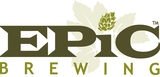 Epic Big Bad Baptist Imperial Stout Exponential Series beer