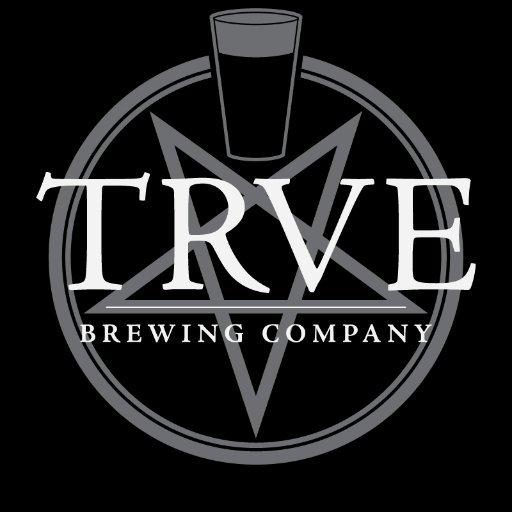 TRVE Possession Hoppy Saison beer Label Full Size