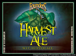 Founders Harvest Ale 2017 Beer
