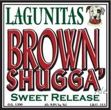 Lagunitas Brown Shugga' Beer
