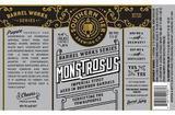 Southern Tier Monstrosus Beer