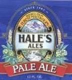 Hale's Pale Ale Beer