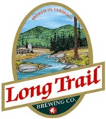 Long Trail Ale beer Label Full Size