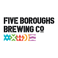 Five Boroughs Robust Porter beer Label Full Size