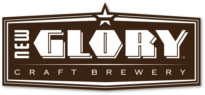New Glory Dripping Wet beer Label Full Size