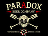 Paradox Dark Saison Beer