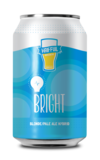 Half Full Bright Ale beer