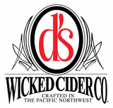 D's Wicked Cider Hammer Beer