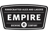 Empire Brewing Deep Purple beer