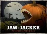 Arcadia Jaw-Jacker Pumpkin Ale with Cinnamon beer