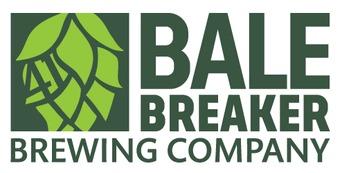 Bale Breaker / Cloudburst Citra Slicker IPA beer Label Full Size