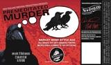 New England Premeditated Murder Barleywine beer
