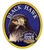 Mendocino Black Hawk Stout beer
