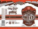 Oskar Blues / Sun King The Deuce Beer