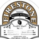 Firestone Walker Velvet Merkin 2017 beer