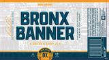 Bronx Banner Kolsch Beer