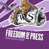 Revolution Freedom Of Press beer