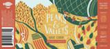 Graft Peaks & Valleys beer