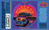 Two Roads Miles 2 Go Pale Lager Beer