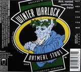 Bristol Winter Warlock beer