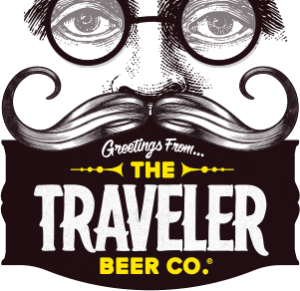 Traveler Jack-O Pumpkin Shandy beer Label Full Size