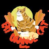 Fat Orange Cat More Cowbell beer