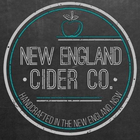 🐕New England Fresh Blend Cider🐕 beer Label Full Size