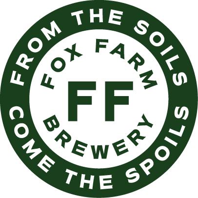 Fox Farm Scatter beer Label Full Size