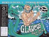 Pipeworks Glaucus Belgium style IPA beer