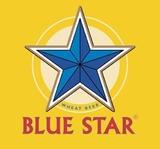 North Coast Blue Star beer