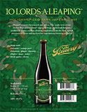 Bruery 10 Lords-a-Leaping Beer