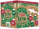 "Dogfish Head ""IPA's For The Holidays"" Variety Beer"