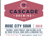 Cascade Rose City Sour beer