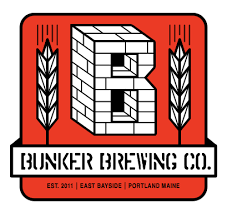 Bunker Blanc! beer Label Full Size