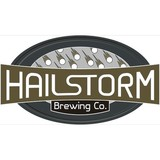 Hailstorm Vlad the Second Order of the Dragon Bourbon Barrel Aged with Blueberry beer