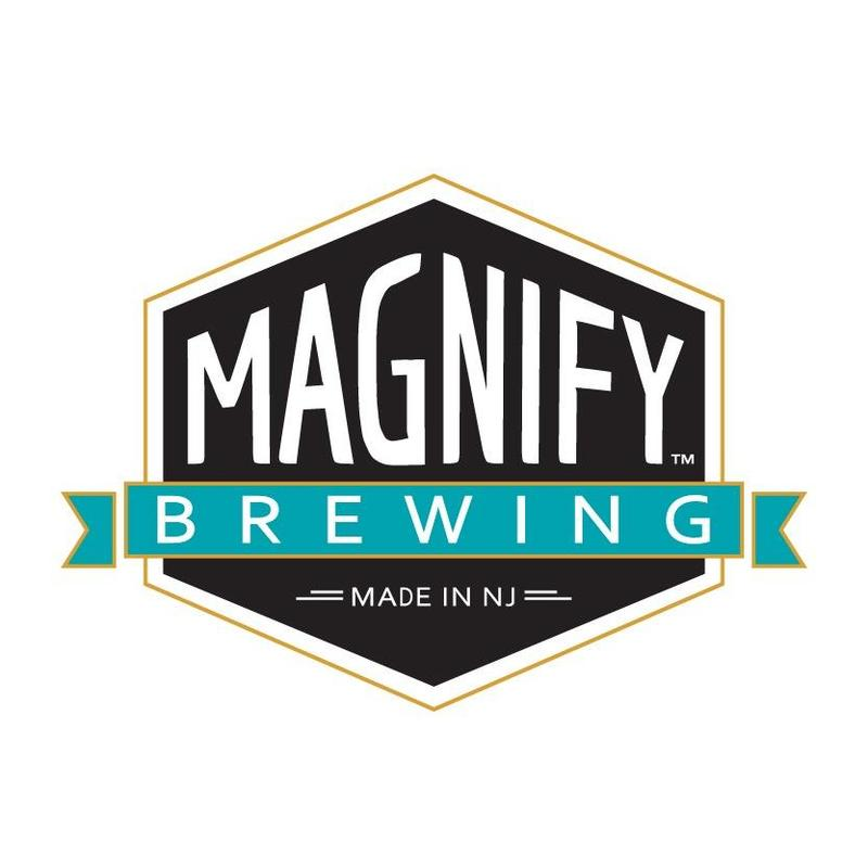Magnify Intergalactic Event DDH beer Label Full Size