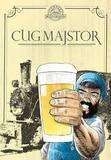 CugMajstor Beer