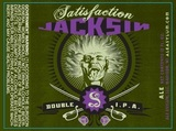 Ale Asylum Satisfaction Jacksin Beer