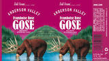 Anderson Valley Framboise Rose Gose Beer