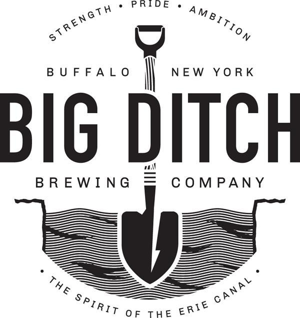 Big Ditch Make Me Wanna Stout beer Label Full Size