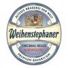 Weihenstephaner Original Helles Alkoholfrei Beer