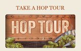 Sam Adams Hop Tour beer