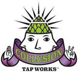 Collusion Tap Works Coconut Masquerade Beer