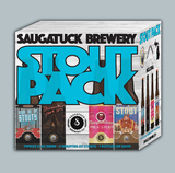 Saugatuck Stout Pack beer