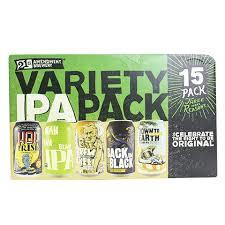 21st Amendment Variety IPA Pack beer Label Full Size