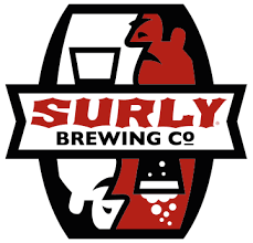 Surly Abrasive Double IPA beer Label Full Size