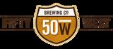 50 West Double Yellow beer