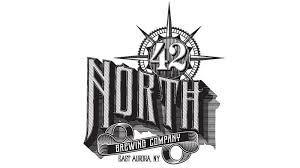 42 North White Oak Borderland beer Label Full Size