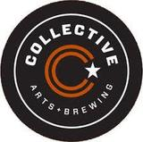 Collective Arts Basil & Cranberry Gose beer